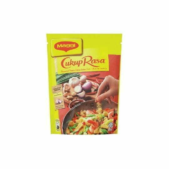 Maggi Cukup Rasa Seasoning Pack 600g