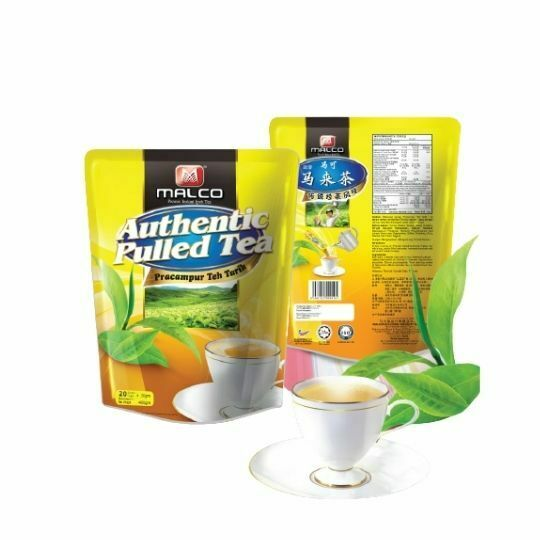 Malco Authentic Pulled Tea (20's x 20g)