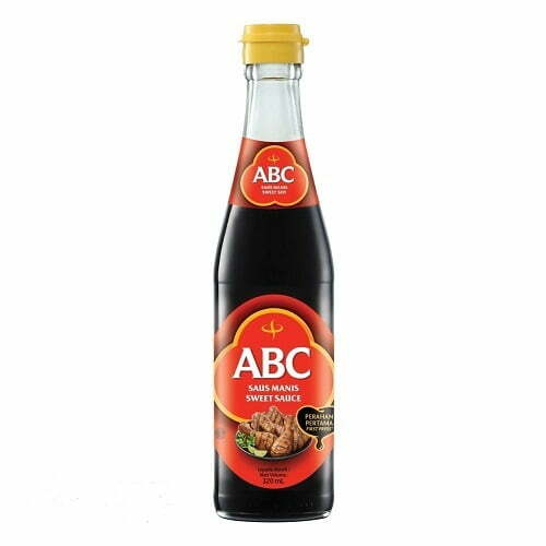 ABC Sweet Sauce 320ml & ABC Sweet Sauce 135ml