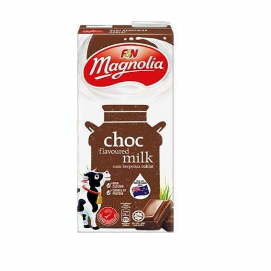 F&N Magnolia Chocolate Milk 1L