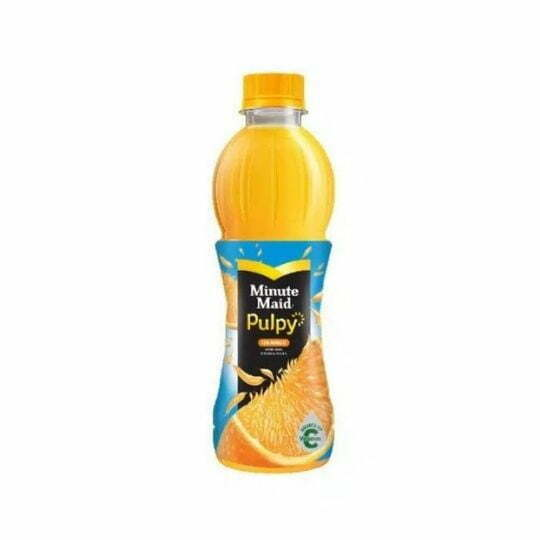 Minute Maid Pulpy Orange 230ml