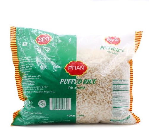 Pran Puffed Rice 400g