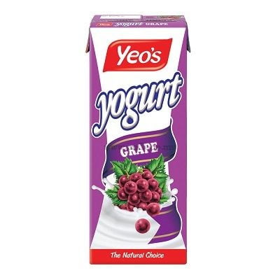 Yeos Yogurt Grape 250ml
