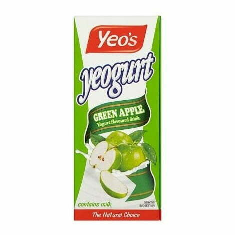 Yeos Yogurt Epal Hijau 250ml