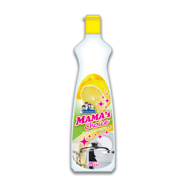 Mama's Choice Dishwasing Liquid 1L