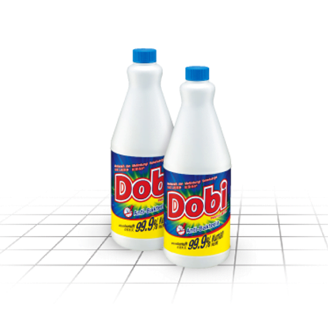 Dobi Bleach Twin Pack (Original) (900ml x 2)