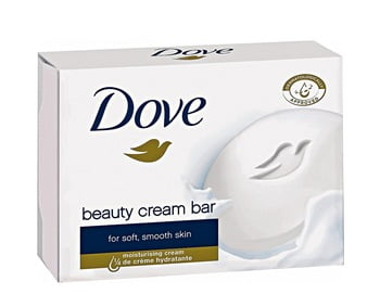 Dove Beauty Bar Soap Original 135g