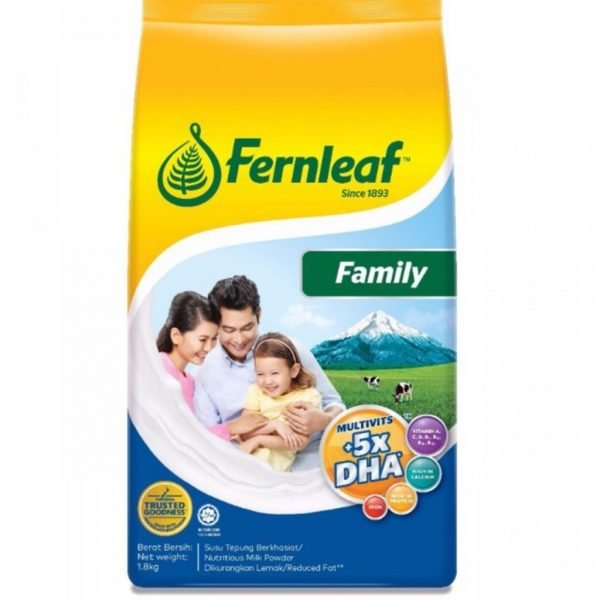 Fernleaf Family Milk Powder 1.8kg