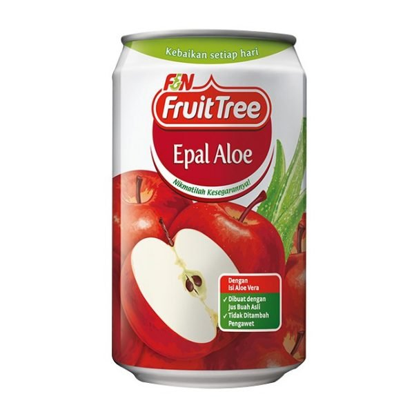 Fruit Tree Apple Aloe 300ml