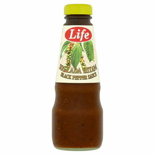 Life Black Pepper Sauce 250g