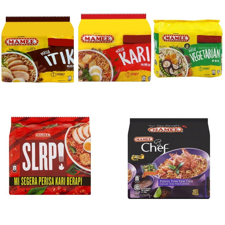 Mamee Instant Noodle