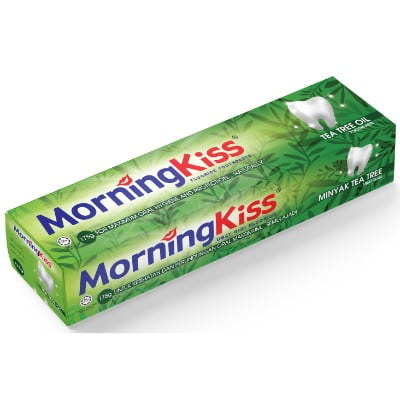 Morning Kiss Fluorise Toothpaste 175g