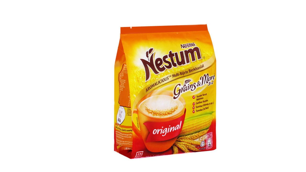 Nestle Nestum Original Grains and More 3 in 1 (15's x 28g)