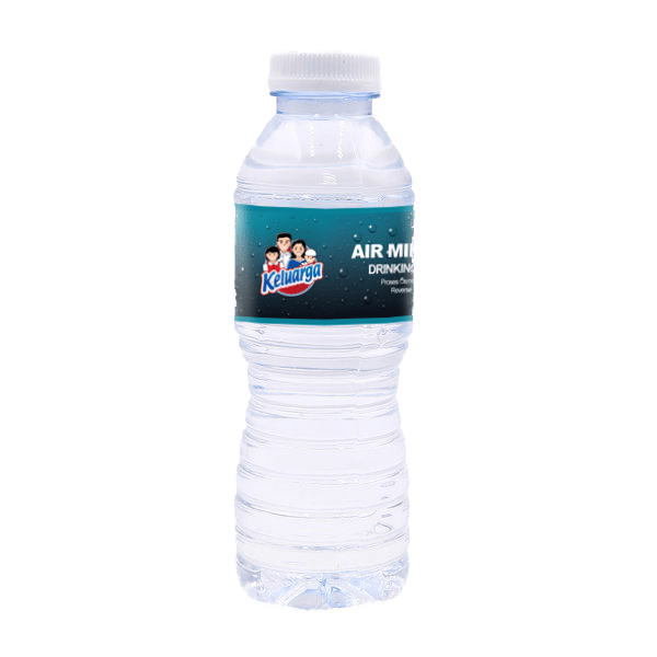 Keluarga Drinking Water (24 x 250ml)