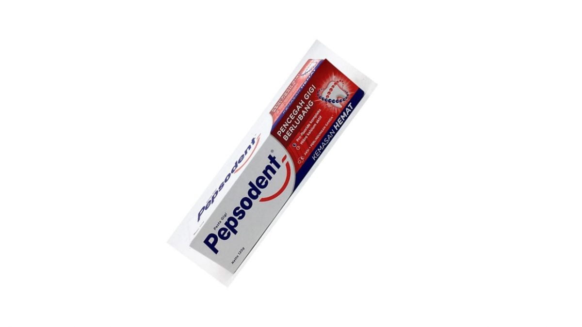 Pepsodent Toothpaste 120g