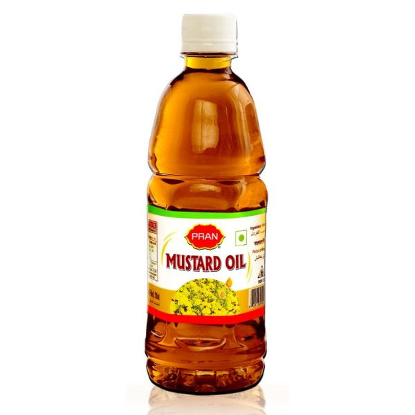 Pran Mustard Oil 400ml