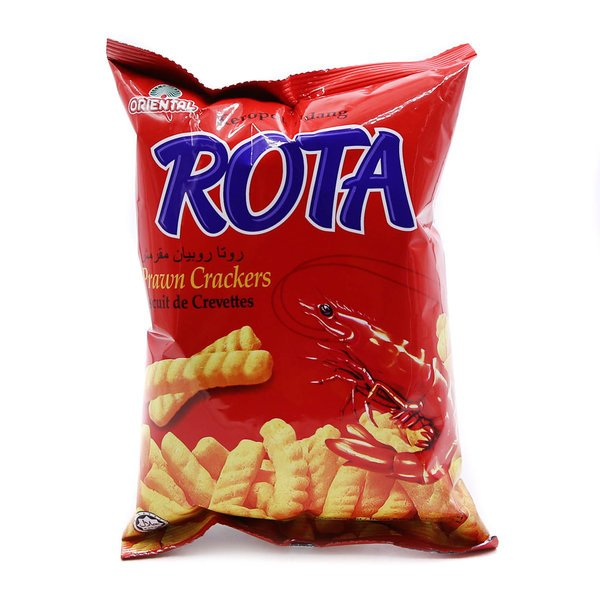 Rota Prawn Crackers 60g