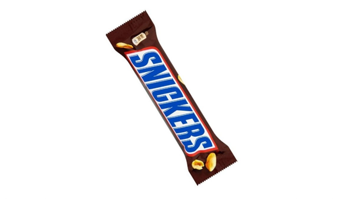 Snickers Chocolate 21.5g