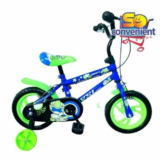 12″ VSL Kids Bicycle 1280