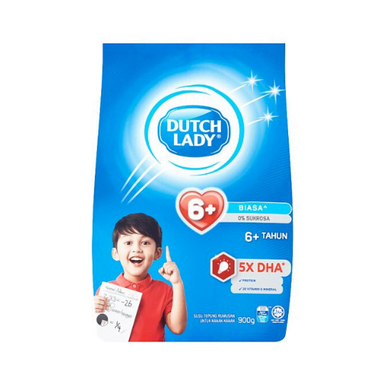 Dutch Lady 6+