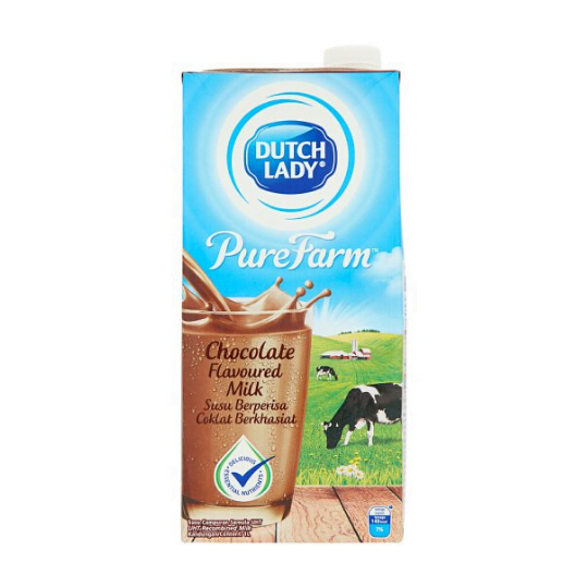 Dutch Lady Chocolate Flavoured Milk