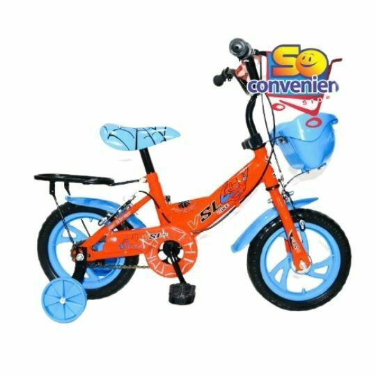 12″ Veego Kids Bicycle 1288 with Basket