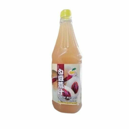 Kim Young Syrup White Nutmeg 1L