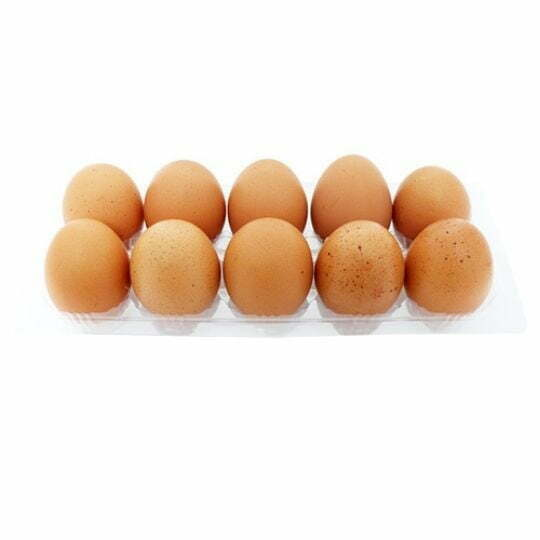 Telur Ayam Gred c / Fresh Chicken Eggs Grade c – 10pcs