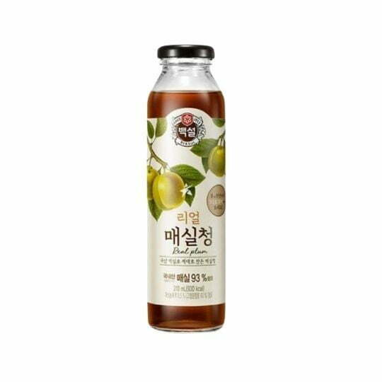 CJ Beksul Real Plum Syrup 310ml