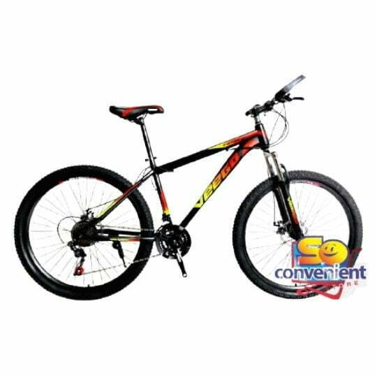 "21-Speed Mountain Bike Veego 27.5"" - 2709"