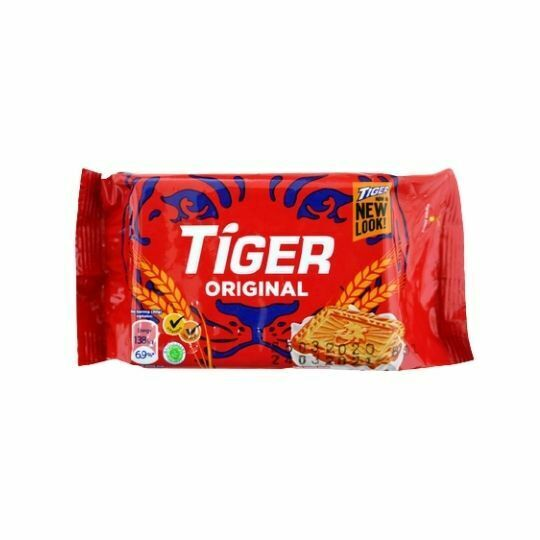 Tiger Biscuits 60g-Original
