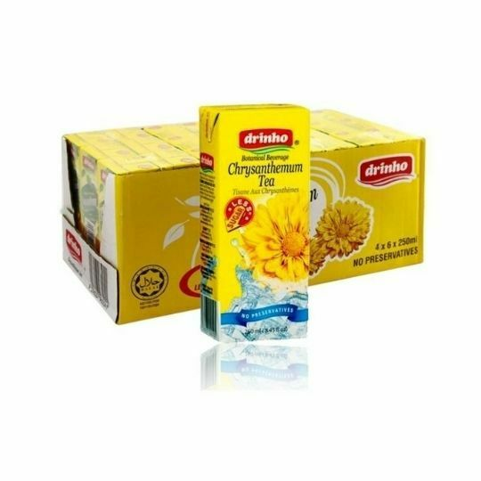 Drinho Chrysanthemum Tea Drink 24 x 250ml