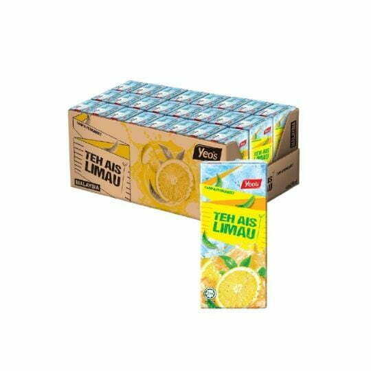 Yeo's Ice Lemon Tea 24 x 250ml