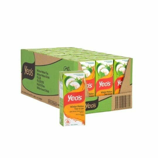 Yeo's Winter Melon 24 x 250ml