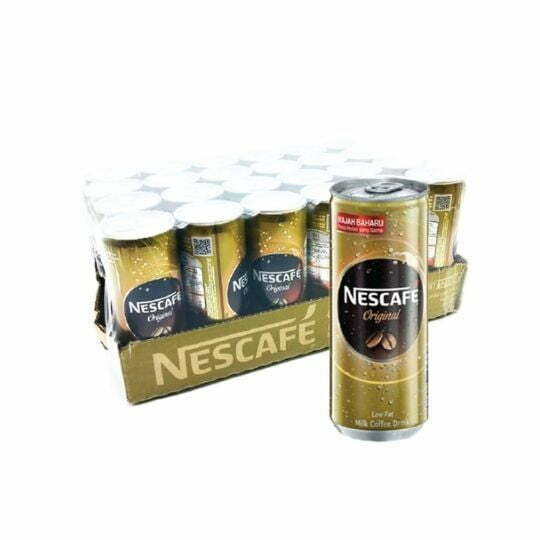 Nescafé Original Can 24 x 240ml / Nescafé Original Tin 24 x 240ml