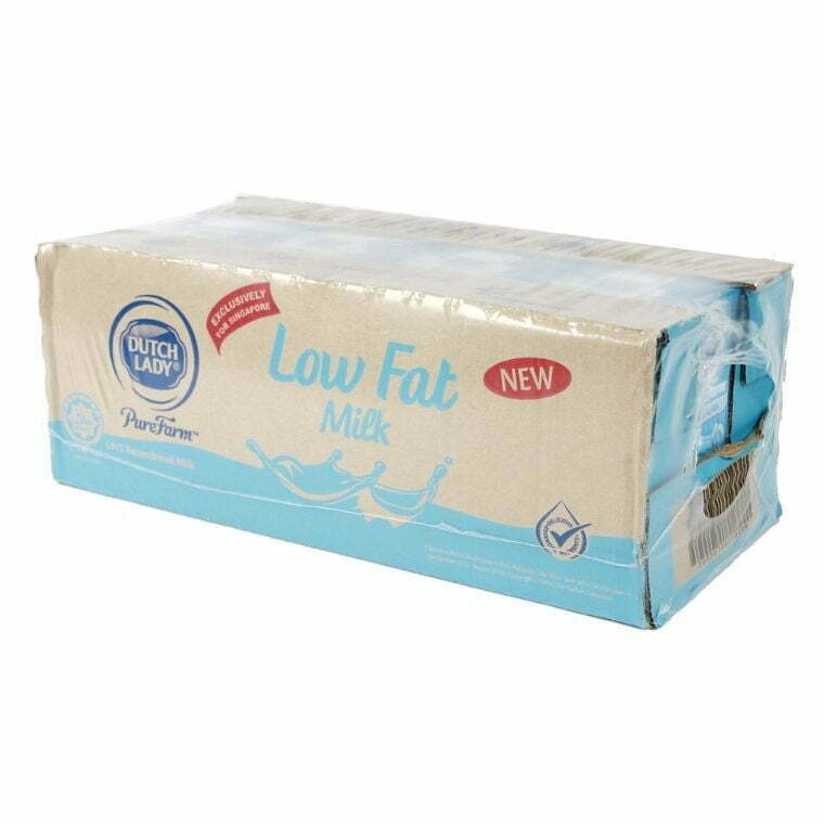 Dutch lady Low Fat 24 x 200ml